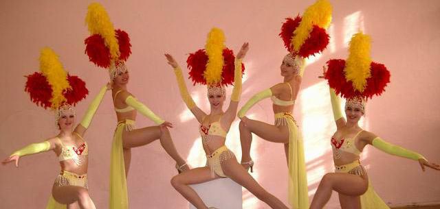 Танцевальные конкурсы старшеклассников